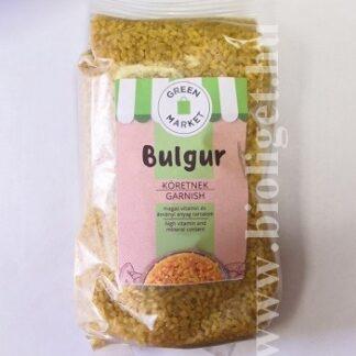 green market bulgur