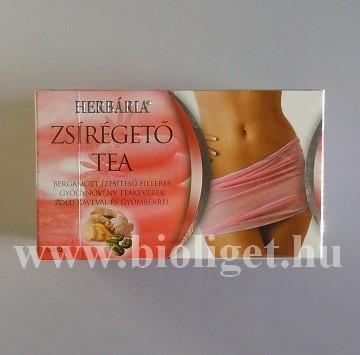 Herbária zsírégető tea – 20 filter