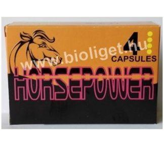 horsepower kapszula