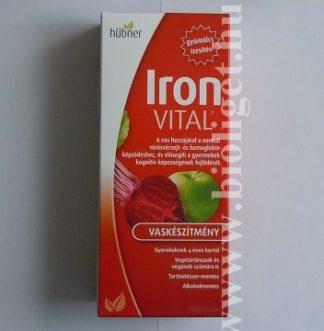 Iron vital vaskészítmény