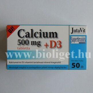kalcium tabletta