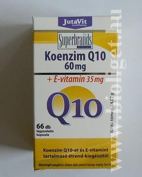 Q10 + e-vitamin