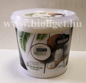 Organika kókuszolaj