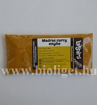 madras curry enyhe