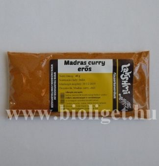 madras curry erős
