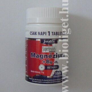 Magnézium B6 D3 tabletta