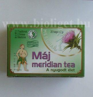 máj meridián tea