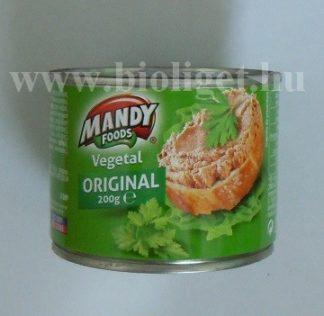 Mandy növényi pástétom original