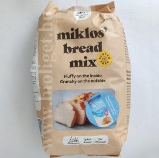 Miklos Bread mix fehér kenyér