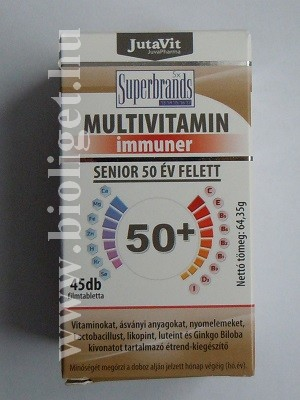 multivitamin immuner senior