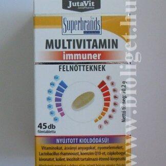 multivitamin immuner felnőtteknek