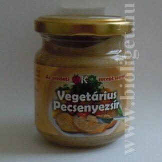 Vegetárius pecsenyezsír