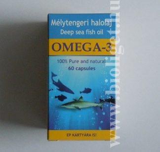 mélytengeri halolaj kapszula
