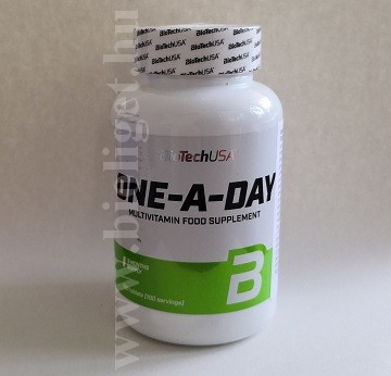 One a day multivitamin