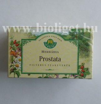 prosztata tea