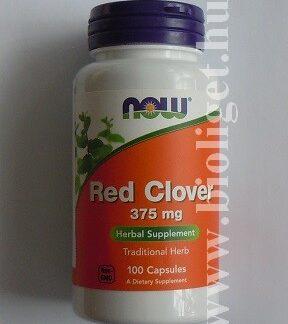 red clover kapszula