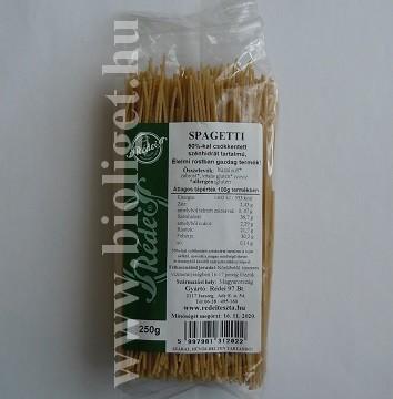 Rédei csökkentett szénhidrát tartalmú spagetti