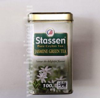 Stassen jázminos zöld tea