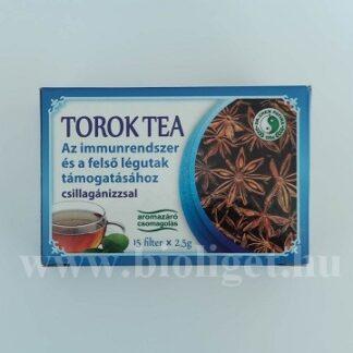 Torok tea csillagánizzsal