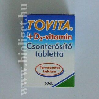 Tovita + D3