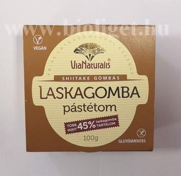 ViaNaturalis shiitake gombás laskagomba pástétom