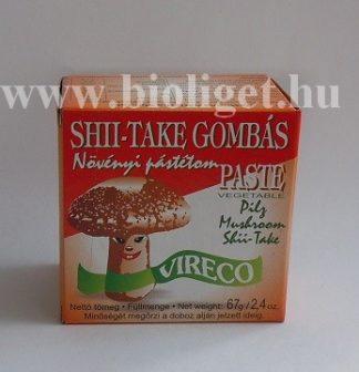 Vireco shii-take gombás növényi pástétom