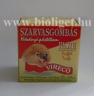 Vireco szarvasgombás növényi pástétom