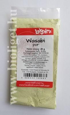 wasabi por