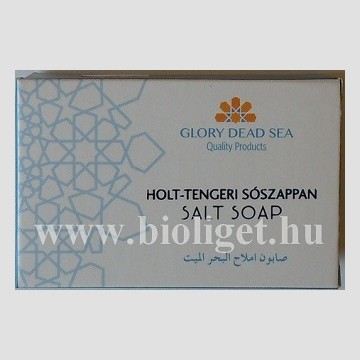 Holt-tengeri sószappan
