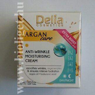 Delia hidratáló arckrém hialuronsavval