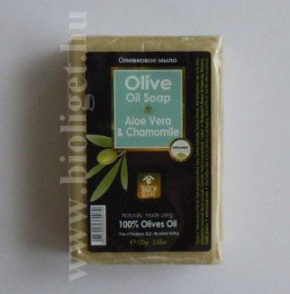 görög oliva szappan aloe verával
