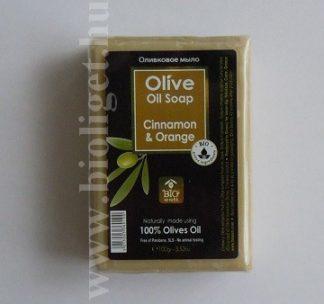 görög oliva szappan fahéjjal