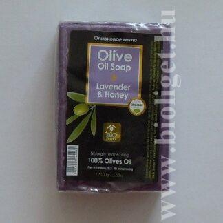 Görög oliva szappan levendulával