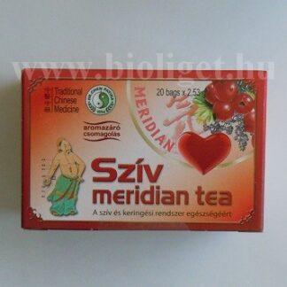 szív meridián tea