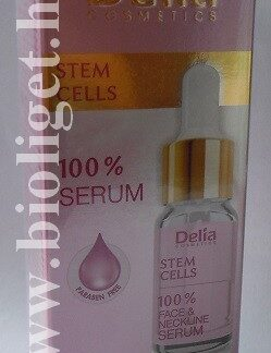 delia szérum őssejtekkel