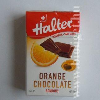 halter narancsos