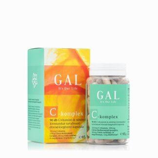GAL C-komplex kapszula