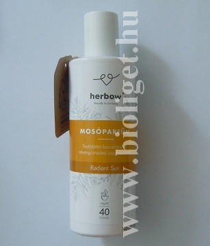 herbow radiant sun mosóparfüm