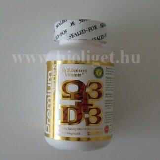 Omega-3 D3-vitamin