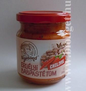 chilis erdélyi babpástétom