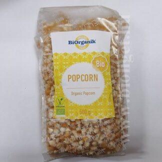 bio popcorn