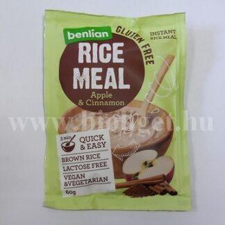 Benlian rizskása alma fahéj