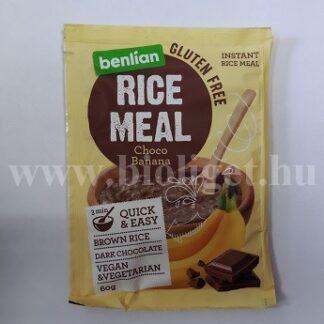 Benlian rizskása csoki banán