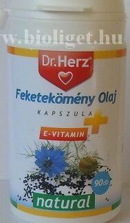 Dr. Herz feketekömény olaj kapszula