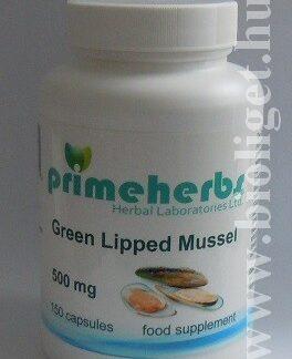 Primeherbs zöldkagyló kapszula