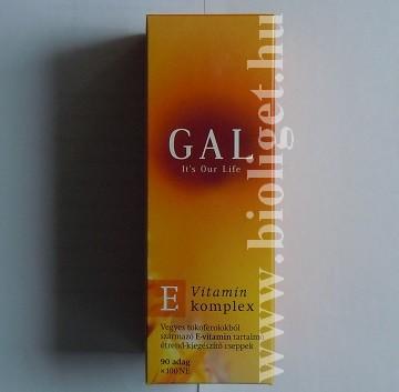 GAL E-vitamin komplex