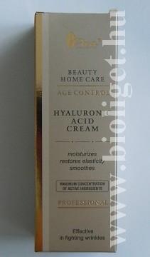 Hyaluronsavas bőrfiatalító arckrém