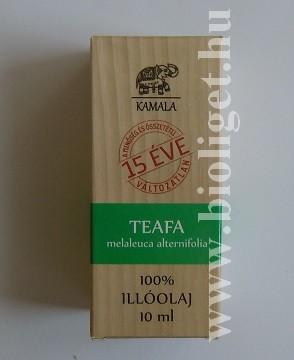 teafa illóolaj