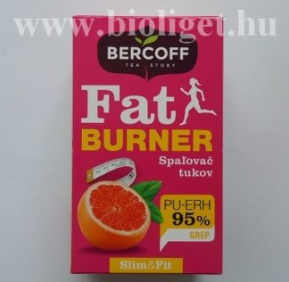bercoff fat burner tea