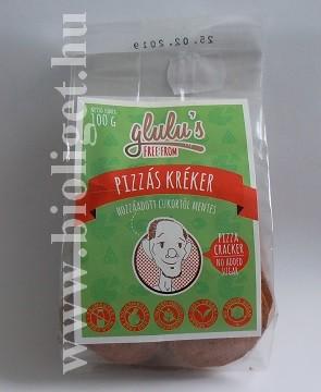 pizzás kréker